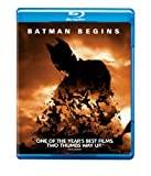 Cover art for  Batman Begins [Blu-ray]