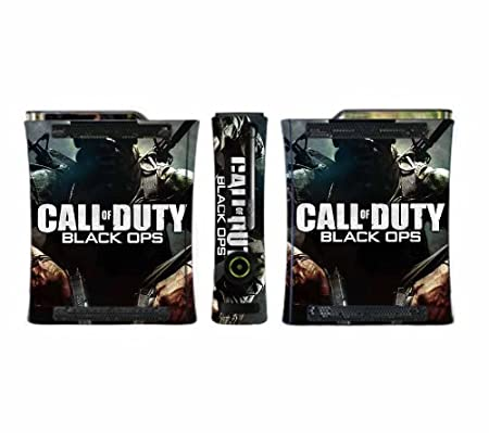 Call of Duty : Black Ops Game Skin for Xbox 360 Console