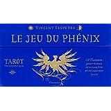 Le jeu du phénix : Tarot philosophique. 50 Flammes pour mieux se connaître et réinventer la vie