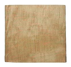 Raj Men's Synthetic Kurta Fabric (Cream)