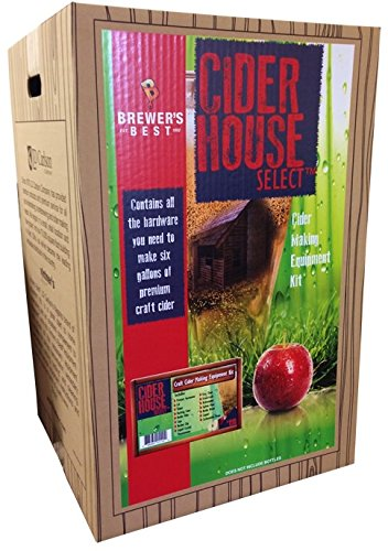 Cider House Select Hard Cider Equipment Making Kit (Cider Making Kit compare prices)