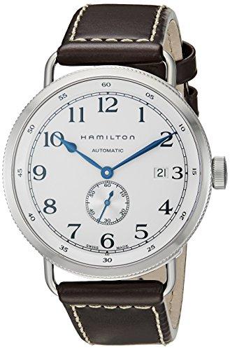 Hamilton Khaki Pioneer Auto Marron Reloj H78465553