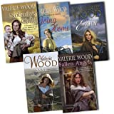 Valerie Wood 5 Books Collection Pack Set RRP: �37.95 (Fallen Angels, Nobody's Child, Annie, Going Home, Emily)by Valerie Wood