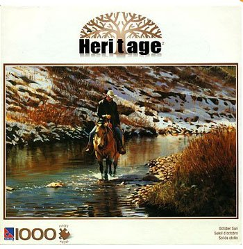 "Heritage ""October Sun"" 1000 Piece Puzzle"