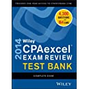ley CPAexcel Exam Review 2014 Test Bank: Complete Set
