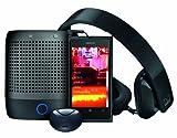 Nokia Lumia 800 Unlocked Phone With - Purity HD Headset by Monster & Nokia Play 360 Portable Wireless Speaker & Nokia Luna Bluetooth Headset (Black)