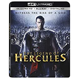 The Legend of Hercules [4K Ultra HD + Blu-ray]