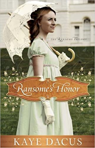 Ransome's Honor (The Ransome Trilogy Book 1)