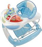 Bieco 4260815 Activ Sitz / Lauflernhilfe, 73 x 70 x 55 cm, blau