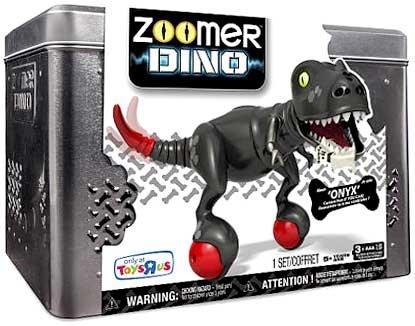 Zoomer Dino - Onyx