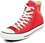 Converse AS Hi Lea 136579C Classic Leather Red Red