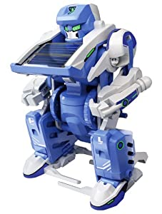 OWI T3 Transforming Solar Robot Kit