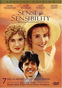 Sense & Sensibility (Special Edition) from Sony Pictures Home Entertainment