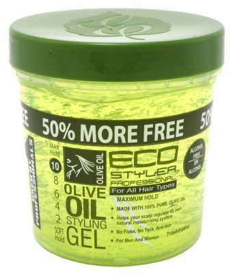 Eco Styler Olive Oil Style Gel 16 Oz, Pack of 3 (Eco Styler Olive Oil compare prices)