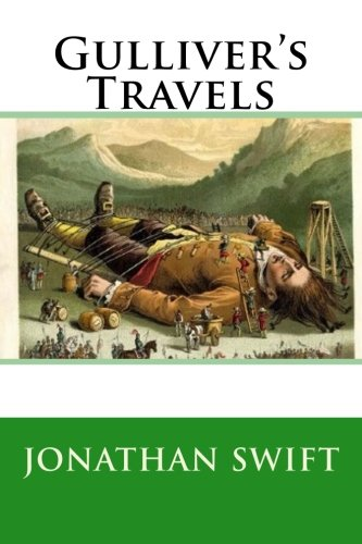 an analysis of the characters in gullivers travels and robinson crusoe Imaginary voyages, most notably of robinson crusoe and gulliver's travels   confine myself to the analysis of two modern re-workings of gulliver's travels,   question of the generic character of these two literary imitations or rewritings.