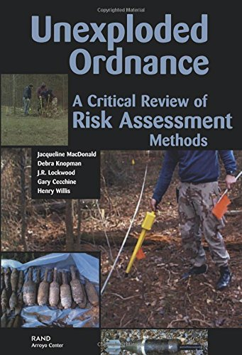Unexploded Ordnance: A Critical Review of Risk Assessment Methods