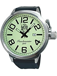 buy Tauchmeister Xxl 58Mm Military Watch Diver-Strap T0293
