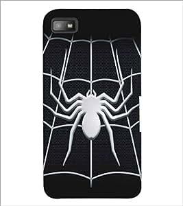 PRINTSWAG SPIDER Designer Back Cover Case for BLACKBERRY Z10