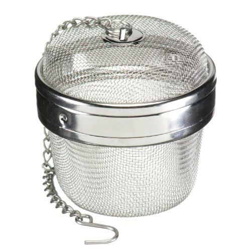 G&H Tea Services Pot Shaped Mesh Iced Tea Infuser