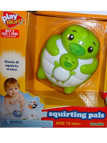 Squirting Pals, Turtle