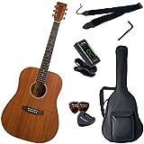 S.Yairi ヤイリ アコースティックギター Amazonオリジナル7点 クイックスタートセット YD-04/MH