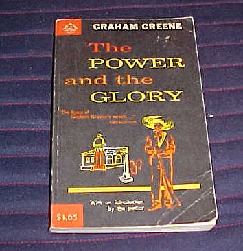 "power and the glory essays The power and glory writing assignment ""the spirit is willing but the flesh is weak""(matthew 26:41) these words of jesus are thematic in both the novel, the."