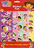 Dora The Explorer: Sticker Fun
