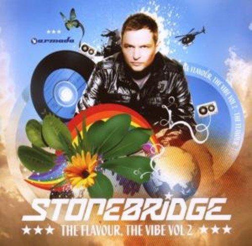 CD : StoneBridge - Flavour The Vibe, Vol. 2 (Germany - Import)