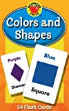 Colors and Shapes Flash Cards (Brighter Child Flash Cards)