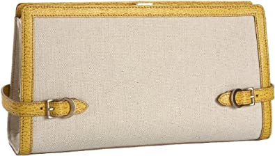 BALLY Redgrave Tote,Natural/Yellow,One Size