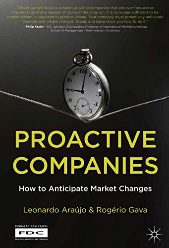 Proactive Companies: How to Anticipate Market Changes (Fundacao Dom Cabral (FDC))