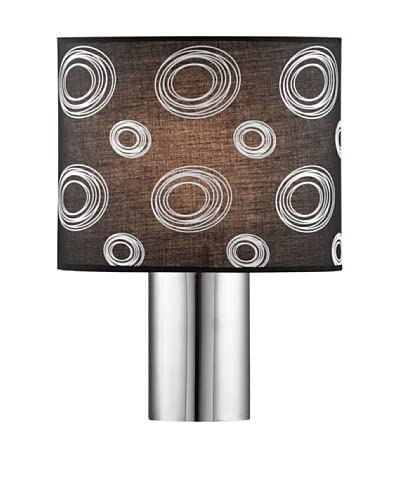 Zuo Twilight Table Lamp, Black As You See
