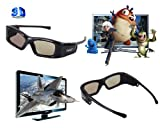 IR 3D Active Glasses for Panasonic