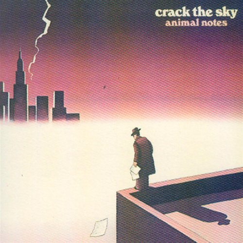 Original album cover of Animal Notes by Crack The Sky