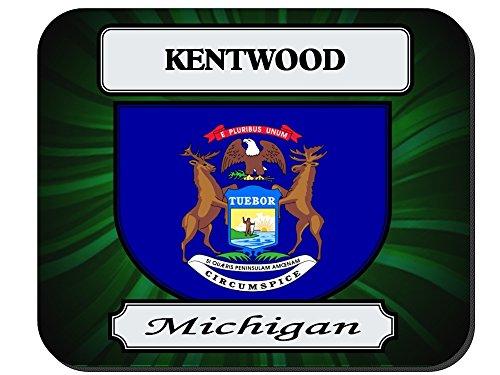 Kentwood, Michigan (MI) City Mouse Pad (City Of Kentwood Michigan)