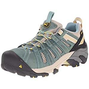 KEEN Utility Women's Flint Low-W Work Boot