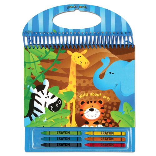Stephen Joseph Zoo Sketch Pad - 1