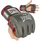 Everlast Train Advanced MMA 4-Ounce Competition Style Grappling Gloves