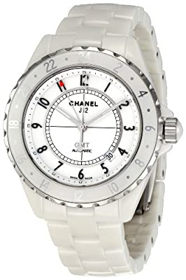 Chanel Men's H2126 J12 GMT GMT Bezel Watch