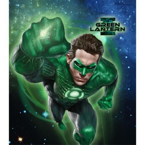 Green Lantern Notepads Party Accessory
