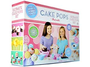 ultimate cake pops set by bakerella toys games. Black Bedroom Furniture Sets. Home Design Ideas