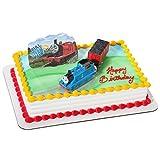 DecoPac Thomas and Coal Car Deco Set