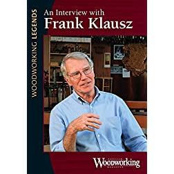 Frank Klausz, Master Craftsman