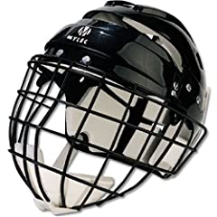 Buy Mylec Jr. Helmet with Wire Face Guard by Mylec