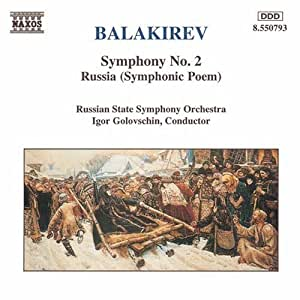 Symphony No. 2/Russia