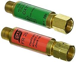 ESAB 0558002695 Flash Arrestor, Oxy/Fuel Gas