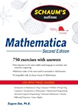 Schaum's Outline of Mathematica, 2ed (Schaum's Outline Series)