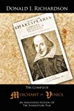 img - for The Complete Merchant of Venice: An Annotated Edition Of The Shakespeare Play book / textbook / text book