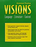 img - for Visions A: Grammar Practice book / textbook / text book