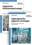 Hygienische Produktion - 2 Bde: Band 1: Hygienische Produktionstechnologie - Band 2: Hygienegerechte Apparate und Anlagen: Hygienische Produktionstechnologie Band 1 - Gerhard Hauser